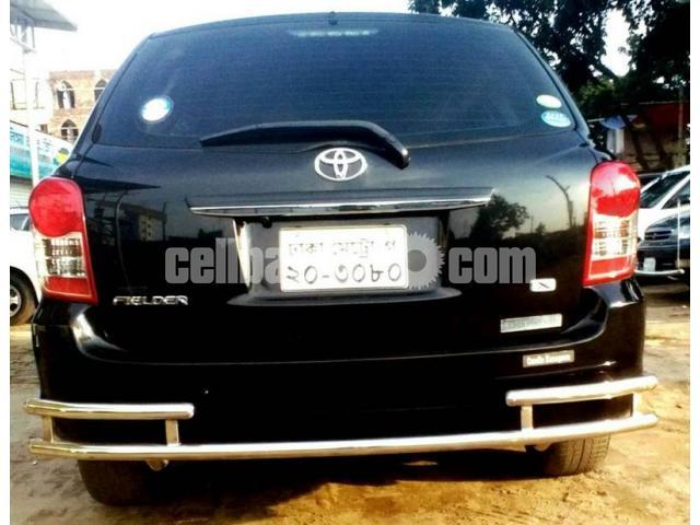 Toyota Fielder X 2009 - 3/5