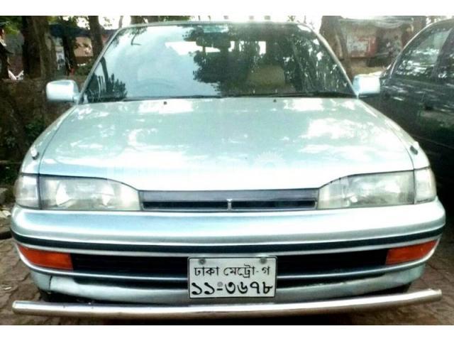 Toyota Carina My Road 1992 - 1/5