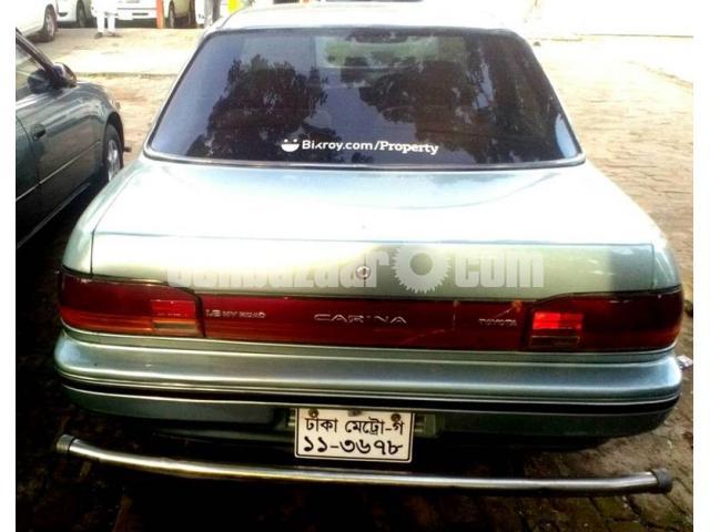 Toyota Carina My Road 1992 - 2/5