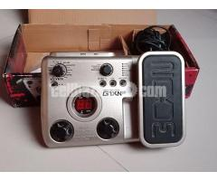 G1XN Guitar Multi Effect Processor