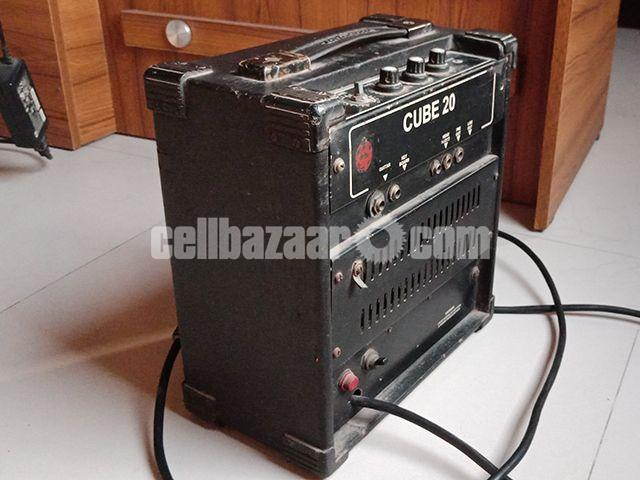 Guitar Combo Amplifier & Soundbox - 3/4