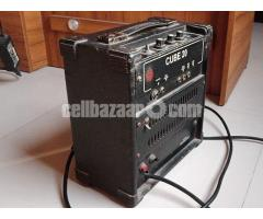 Guitar Combo Amplifier & Soundbox - Image 3/4
