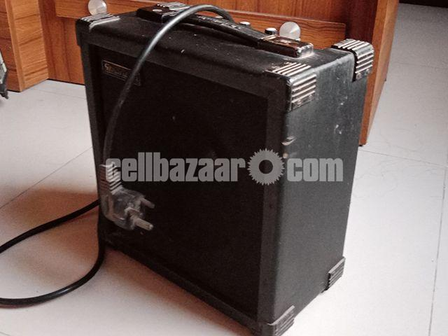 Guitar Combo Amplifier & Soundbox - 4/4