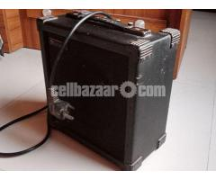 Guitar Combo Amplifier & Soundbox - Image 4/4