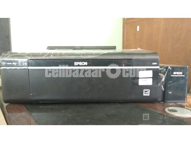 Epson L805 WiFi printer