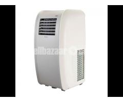 Gree 12LF 1.0 ton portable air conditioner 12000 BTU capacity