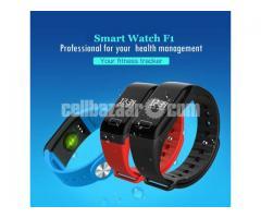 Blood Pressure Monitoring Smart Watch F1