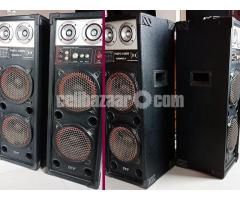 Kenlong PMPO 1500W Sound System - Image 1/4