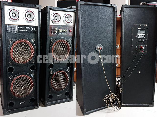Kenlong PMPO 1500W Sound System - 2/4
