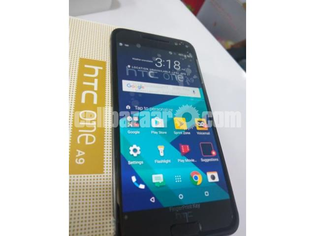 HTC One A9 RAM 3GB NEW FULL BOX - 3/5