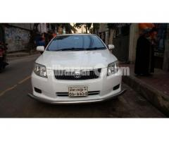 Condition : Excellent Almost new toyota Axio
