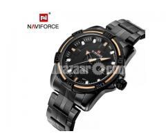 WW0031 Original Naviforce Date Chain Watch 9079