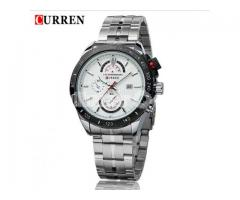 WW0277 Original Curren Chain Watch 8148