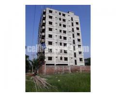 flat on loan@bashundhara River view keraniganj