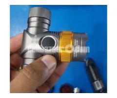 Rechargeable Waterproof Headlamp / Headlight