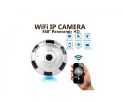 Wifi IP Camera V380S Panoramic 360 degree