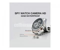 Spy Camera Watch Waterproof 5 MP