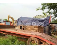 Excavator mover