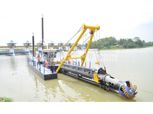 Brand New 20 Inch cutter suction dredger with standard accessories - 5/5
