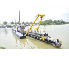 Brand New 20 Inch cutter suction dredger with standard accessories - Image 5/5