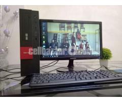 Intel Desktop core_i7 & 19'' LED Hp