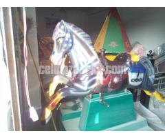 Big Horse Kiddie Ride | Amusement Park Machines Manufacturer in bangladesh