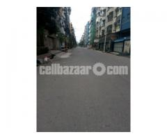 75' Rd 10 Katha Commercial West@Sector- 27. Purbachol