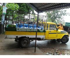mahindra bollero pickup