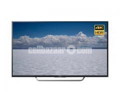 "43""X7000E Sony Bravia 4K HDR SMART TV"