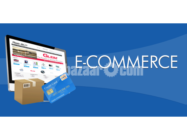 E-COMMERCE WEBSITE & URL BASED ANDROID APPS DEVELOPMEN - 2/4