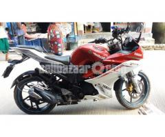 Yamaha Fazer With Well Kitted R15 v2 for sell
