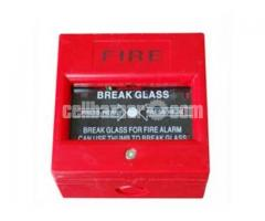 Emergency Security Break Glass Fire Alarm Button  NS-F75