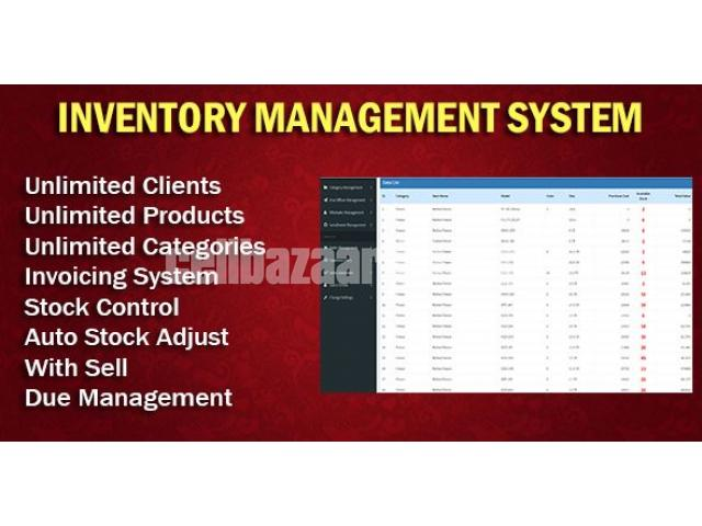 Inventory & Accounting Software (POS) - 2/5