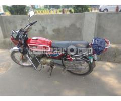 Urgent Yamaha bike for Sale !!!!