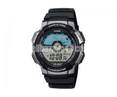 WW0396 Original Casio World Time Multi Function Watch AE-1100W-1AV
