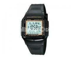 WW0400 Original Casio Data Bank Watch DB-36-9AV