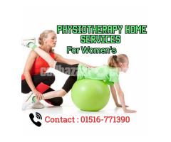Physiotherapy Home service In Banani