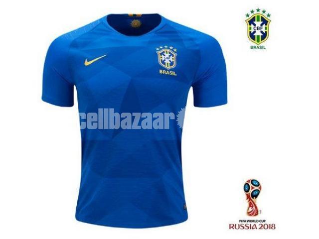 World Cup 2018 Jerseys - 2/5