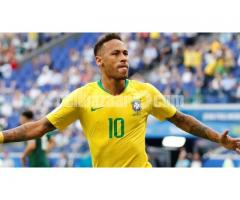 Brazil World Cup Jerseys 2018