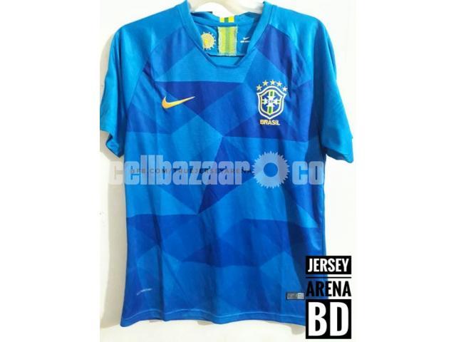 Brazil World Cup Jerseys 2018 - 3/5