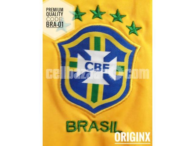 Brazil World Cup Jerseys 2018 - 4/5