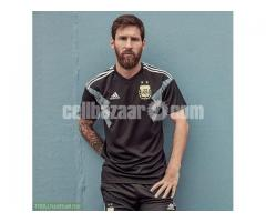 Argentina World Cup Jerseys 2018
