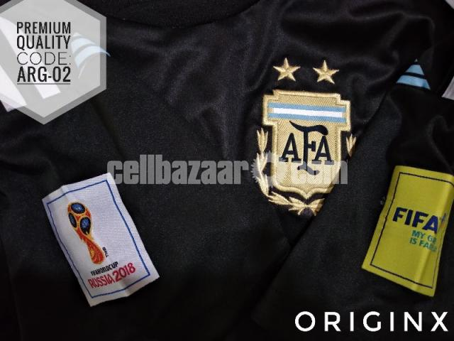 Argentina World Cup Jerseys 2018 - 3/5