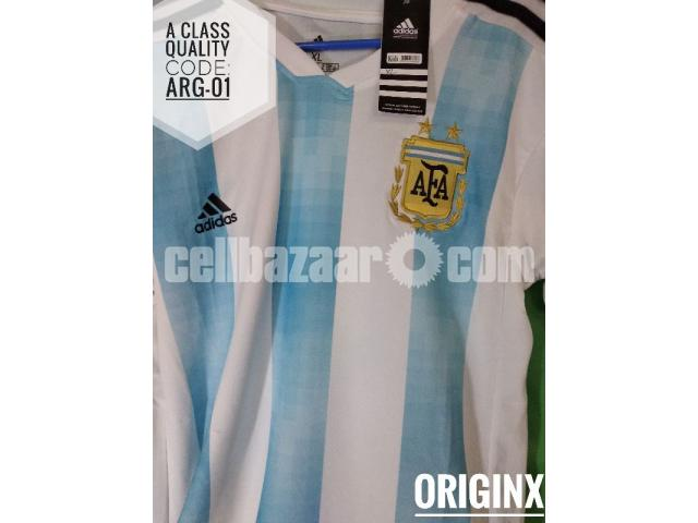 Argentina World Cup Jerseys 2018 - 5/5