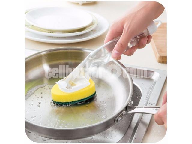 Dish wand - 4/5