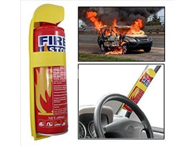 Fire Stop Spray - 2/5