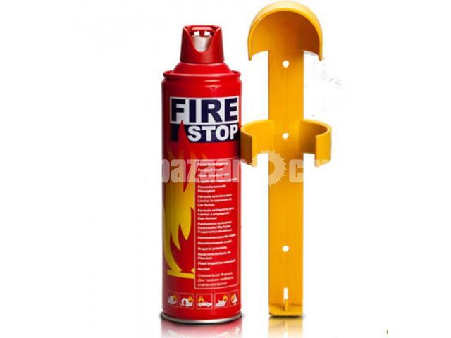 Fire Stop Spray - 3/5