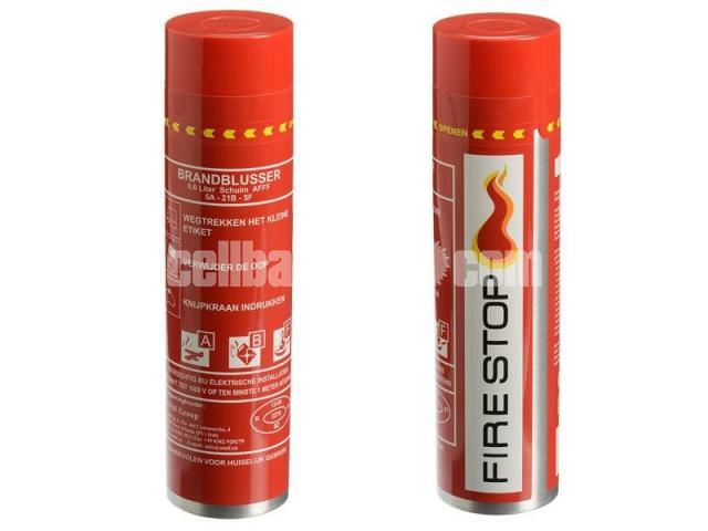 Fire Stop Spray - 5/5