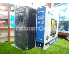 """Core i3_HDD 500GB_RAM 4GB DDR3 With 17"""" LED (Circle)"""