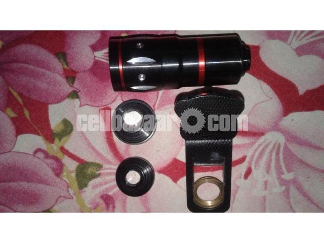 Mobile Camera Lens - 3/4